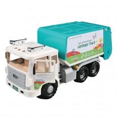 맥스 환경미화차 DS-966-1